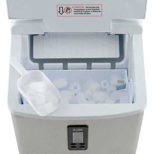 H.Koenig KB15 Eiswürfelmaschine Eiswürfel