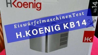 Eiswürfelmaschinen H.Koenig