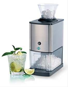 4050-2 Icecrusher - Eiscrusher- Eiszerkleinerer elektrisch Kapazität: 13,5 kg in 1 Stunde - 1