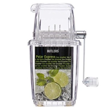 BUTLERS POLAR EXPRESS Ice Crusher transparent - Crushicemaker - Crush Ice - Transparent - modern - 2