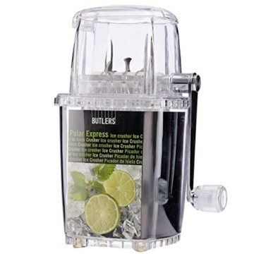 BUTLERS POLAR EXPRESS Ice Crusher transparent - Crushicemaker - Crush Ice - Transparent - modern - 3