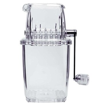 BUTLERS POLAR EXPRESS Ice Crusher transparent - Crushicemaker - Crush Ice - Transparent - modern - 1