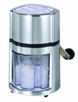 Ice Crusher Eiscrusher Eis Zerkleinerer Eiszerkleinerer Farbe Silber/Crom - 1