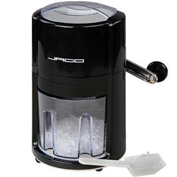 Manuelle Eiscrusher Maschine Eismaschine Eiswürfelmaschine in 2 verschiedenen Farben - 2