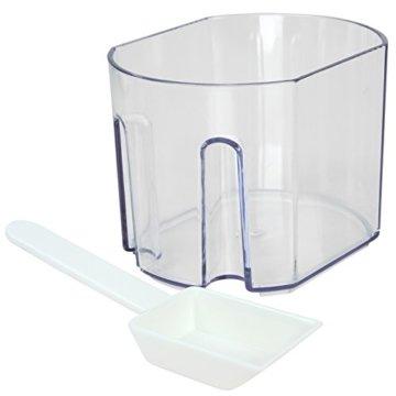 Manuelle Eiscrusher Maschine Eismaschine Eiswürfelmaschine in 2 verschiedenen Farben - 9