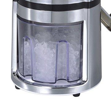 Oxid7 Ice Crusher, Eiscrusher, Eiszerkleinerer, Eis Zerkleinerer