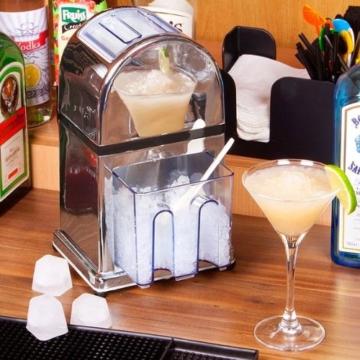 Verchromter Eiscrusher by bar@drinkstuff   Manueller Eiscrusher, Eismühle, Eishacker - 5