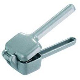 Westmark Kleine Eis-Chrusher-Zange/Eiswürfel-Zerkleinerer, Aluminium-Druckguss, Länge: 17,3 cm, Cuby, Silber, 12002260 - 1
