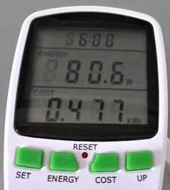 Eiswürfelmaschinen Stromverbrauch